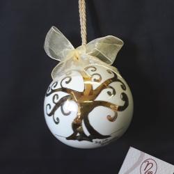 Palla di Natale albero della vita