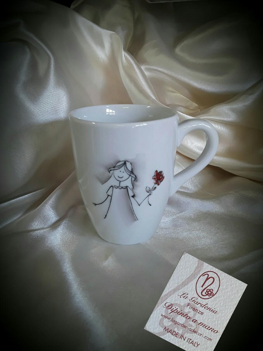 Tazze Da Te Personalizzate tazze mug personalizzate per il tuo buongiorno - la gardenia